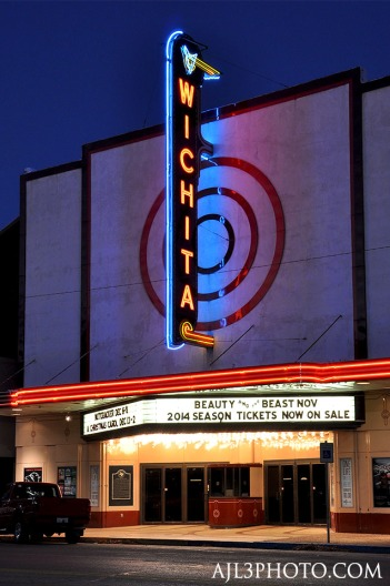 Wichita Falls Theatre - A J L 3 Photography